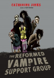 Reformed Vampire Support Group by Cathrine Jinks