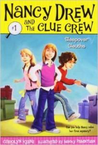 Nancy Drew and the Clue Crew by Carolyn Keene