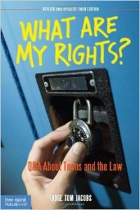 What Are My Rights? by Thomaso Jacobs
