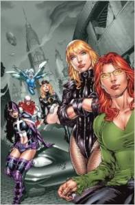 Birds of Prey: Endrun by Gail Simone