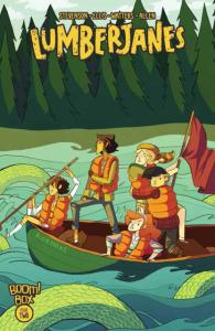 Lumberjanes by Noelle Stevenson et al