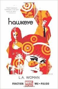 Hawkeye: LA Woman by Matt Fraction