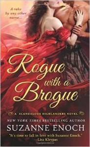 Rogue With a Brogue by Suzanne Enoch