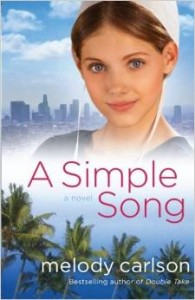 A Simple Song by Melody Carlson