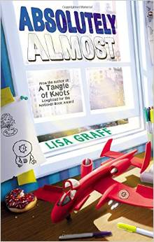 Absolutely Almost by Lisa Graff