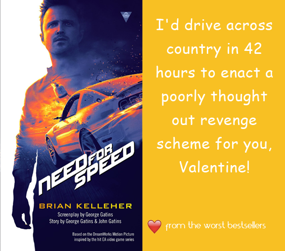 Need for Speed Valentine