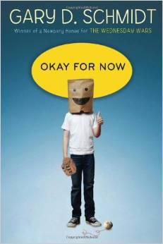 Okay for Now by Gary Schmidt