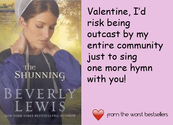 The Shunning Valentine