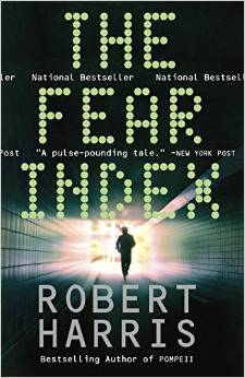 Fear Index by Robert Harris