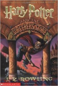 Harry Potter and the Sorceror's Stone by J. K. Rowling