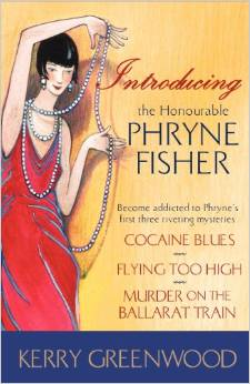 Introducing the Honorable Phryne Fisher by Kerry Greenwood