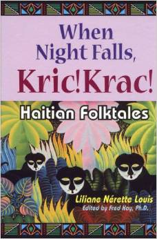 When Night Falles Kric! Krac! by Liliane Lewis