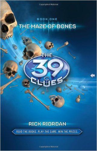 Maze of Bones by Rick Riordan