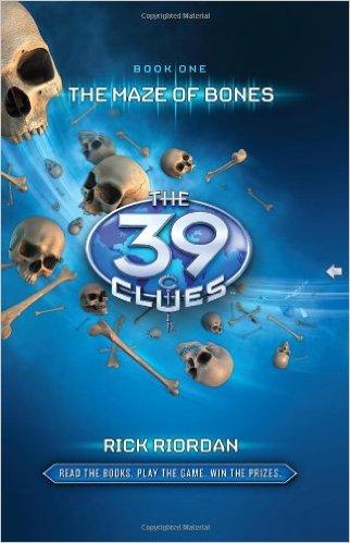 Maze of Bones by Rick Riordan