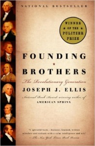 Founding Brothers by Joseph Ellis