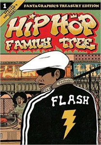 Hip Hop Family Tree by Ed Piskor