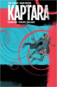 Kaptara by Chip Zdarsky & Kagan McLeod