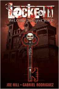 Locke & Key by Joe Hill & Gabriel Rodriguez