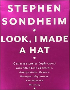 Look, I Made a Hat by Stephen Sondheim