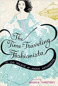 The Time Traveling Fashionista at the Palace of Marie Antoinette by Bianca Turetsky