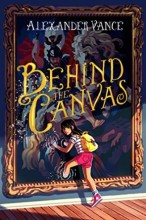 Behind the Canvas by Alexander Vance