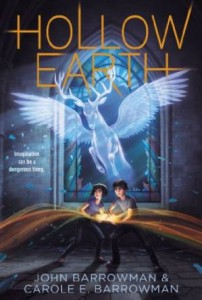 Hollow Earth by John & Carole Barrowman