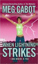 When Lightning Strikes by Meg Cabot (as Jenny Carroll)