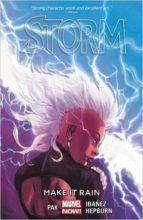 Storm by Greg Pak, Victor Ibanez, & Scott Hepburn