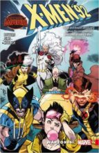 X-Men 92 by Chad Bowers & Chris Sims