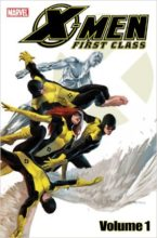 X-Men First Class by Jeff Parker & Roger Cruz
