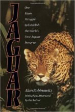 Jaguar by Alan Rabinowitz