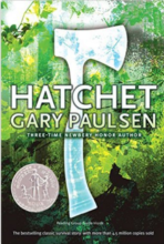 Hatchet by Gary Paulson