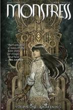Monstress by Marjorie Liu and Sana Takeda