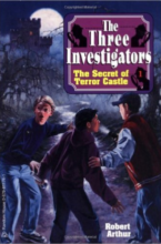 The Three Investigators by Robert Arthur