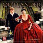 Outlander 2017 Calendar