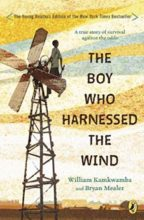 The Boy Who Harnessed the Wind (Young Readers Edition) by William Kamkwamba & Bryan Mealer