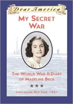 My Secret War (Dear America) by Mary Pope Osborne