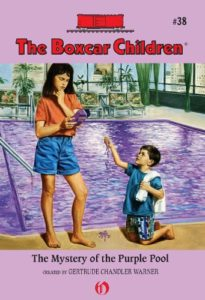 The Mystery of the Purple Pool by Gertrude Chandler Warner