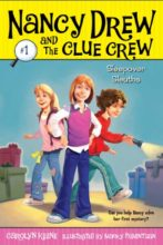 Sleepover Sleuth by Carolyn Keene
