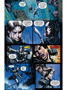 The Dark Archer by John & Carole Barrowman, Daniel Sampere, & Juan Albarran