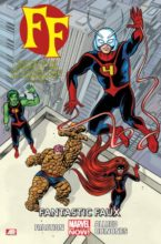 FF by Matt Fraction, Mike Allred, & Joe Quinones