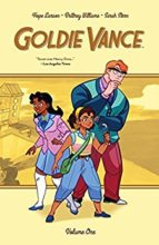 Goldie Vance by Hope Larson, Brittany Williams, Sarah Stern, & Jim Campbell