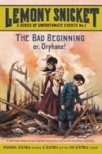 Series of Unfortunate Events by Lemony Snicket