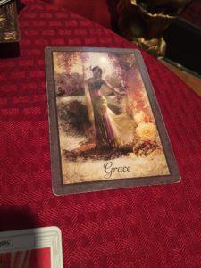 Tarot Card - Grace