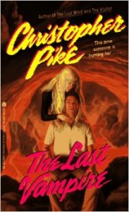 Last Vampire by Christopher Pike