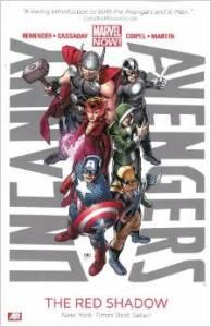 Uncanny Avengers by Rick Remender