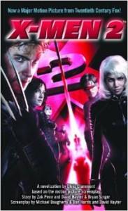 X-Men 2 Novelization by Chris Claremont