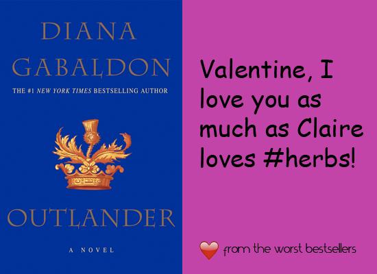 Outlander Valentine