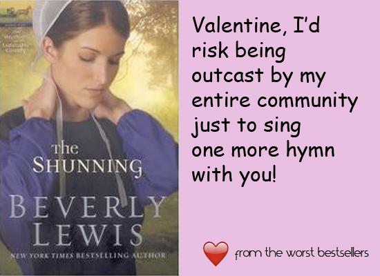 The Shunning Valentine
