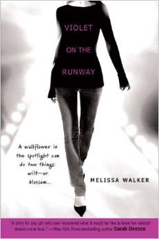 Violet on the Runway by Melissa Walker